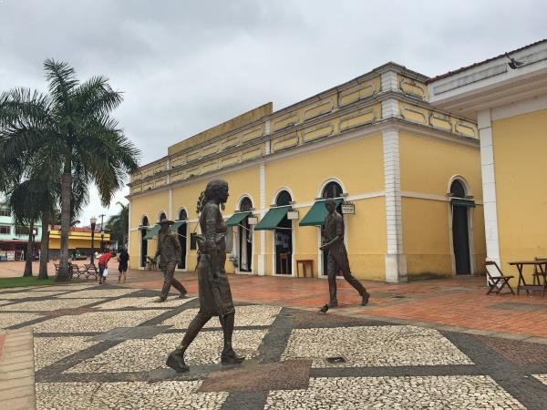 Novo Mercado Velho Rio Branco