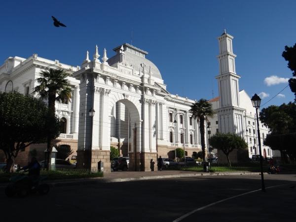 Corte Suprema de Justica Sucre