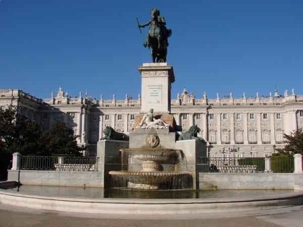 Madri Palacio Real