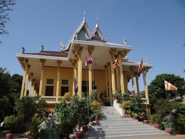 OunaLom Pagoda Phnom Penh