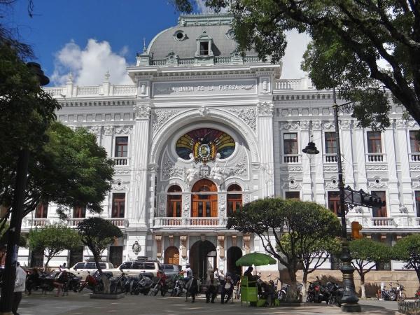 Palacio do Governo de Chuquisaca