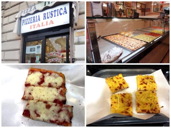 Roma Pizzeria Rustica Italia