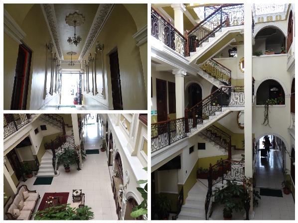 Sucre Entrada e lobby San Marino Royal Hotel