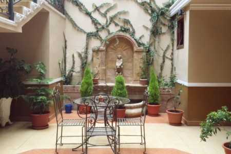 Onde ficar em Sucre: San Marino Royal Hotel