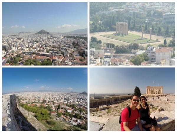 Atenas Acropole