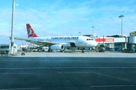 Voando para o Irã pela Turkish Airlines