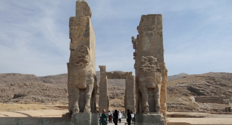 Persépolis: a joia preciosa do Irã