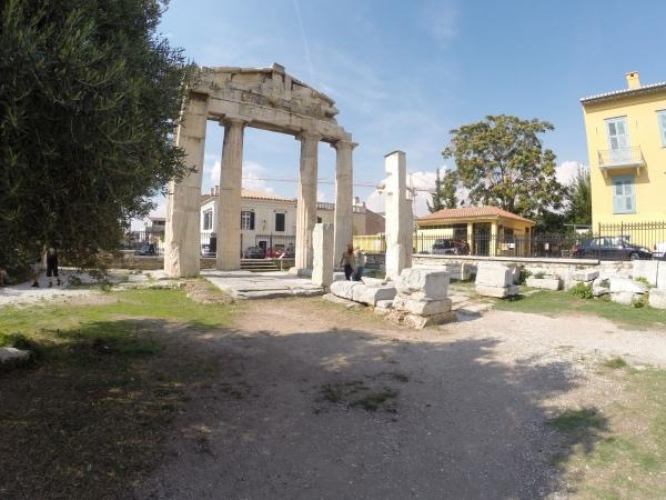 Porta de Athena Archegetis