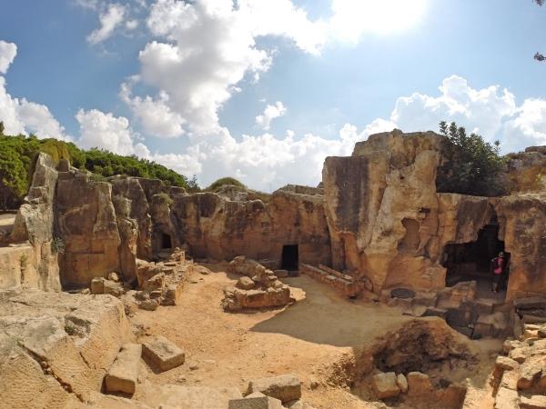 Tumbas dos Reis Chipre