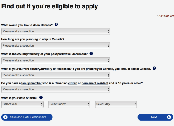 check-eligibility-canada-visa