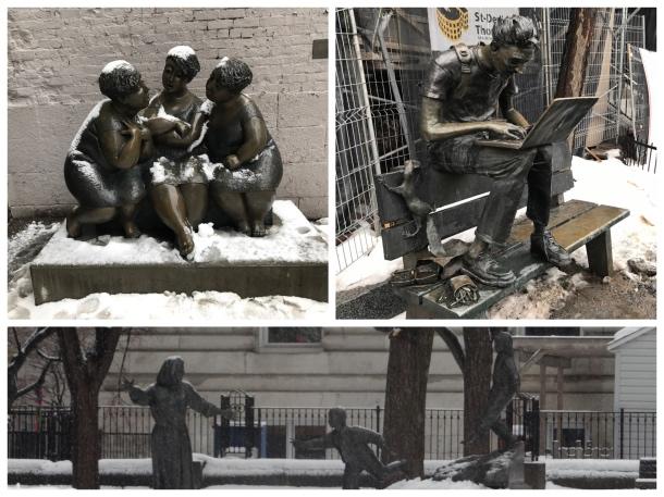 Estátuas de Montreal