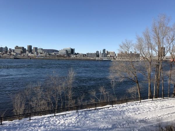 Rio São Lourenço Montreal