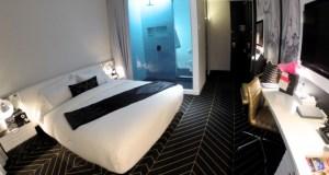 Quarto do hotel W Montreal
