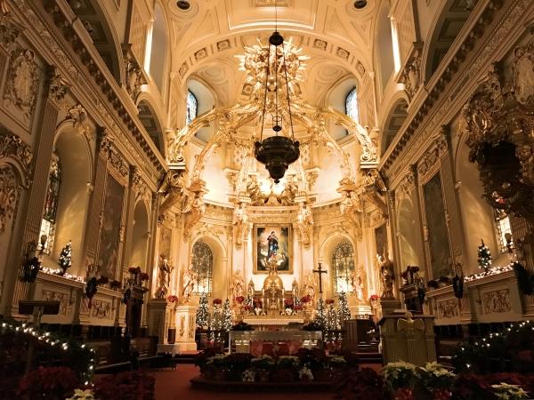 Catedral Basílica Notre Dame de Quebec