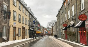 Turismo em Quebec