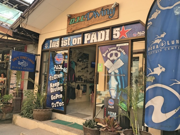 DJL Diving Koh Tao