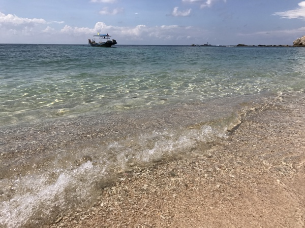Mar de Sai Daeng Koh Tao