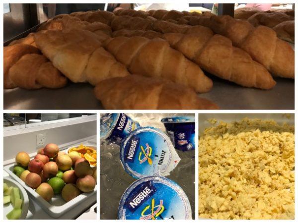 Comida Café da Manhã Holiday Inn KLCC