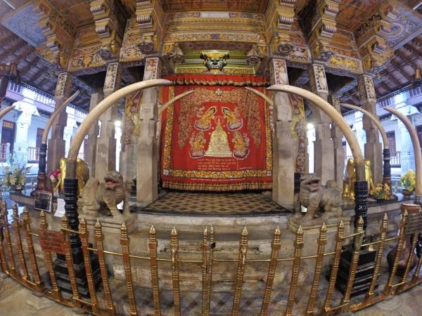 Templo do Dente de Buda