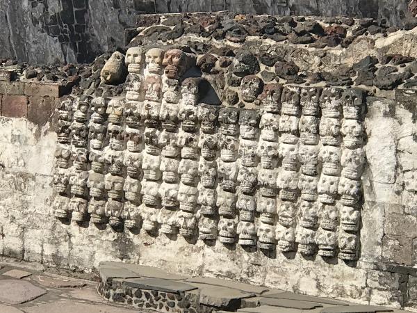Altar Tzompantli