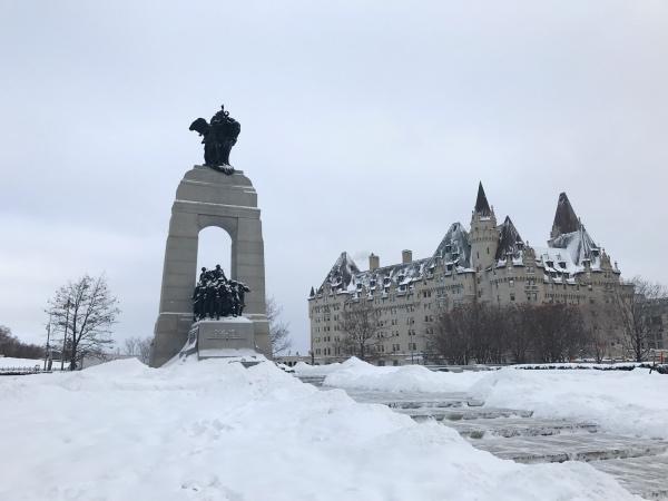 National War Memorial Canada