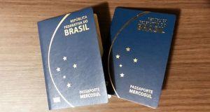 Passaporte comum