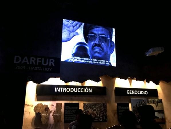 Presidente do Sudão Genocídio