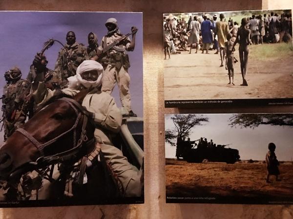 Genocídio em Darfur no Museu da Memória e Tolerância
