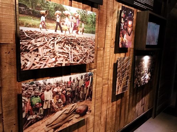 Genocídio em Ruanda Museu da Memória e Tolerância