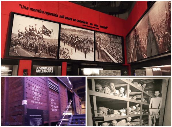 Holocausto no Museu da Memória e Tolerância