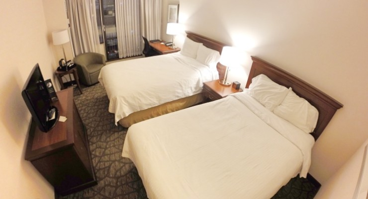 Dica de hotel em Toronto: Chelsea Hotel, bem no centro da cidade