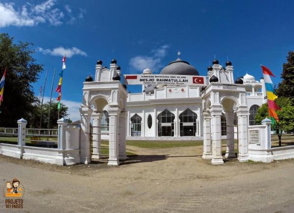 Rahmatullah Mosque