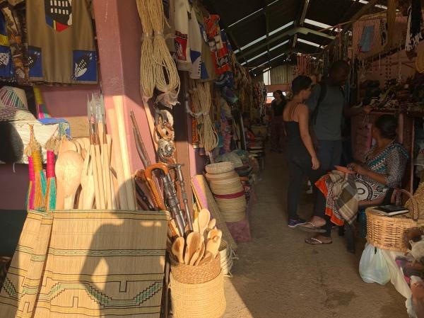 Mababne Market