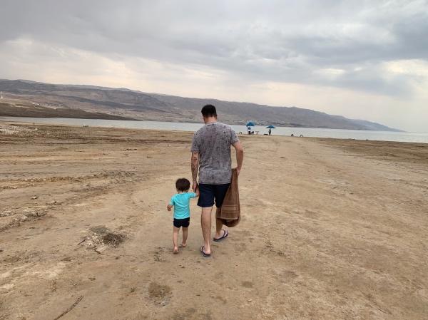 Mar Morto Jordânia