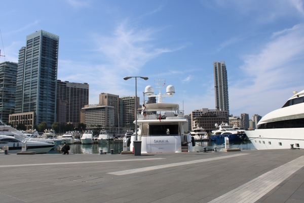 Turismo no Líbano