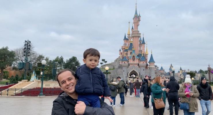 Disneyland Paris com bebê: vale a pena?