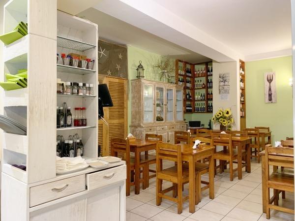 Restaurante na Ilha do Sal