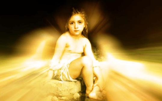 Curando a criança interior - OS ANÉIS DE ALCYON - MENSAGEM DE SANANDA