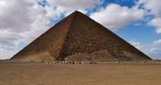 Dahshur - Viagem Egito Multidimensional - Jan 2015