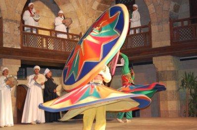 Viagem Egito Multidimensional 2015 - Dervixes Cairo