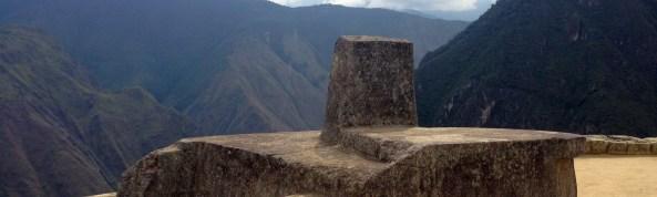 Machu Pichu - Intiwatana