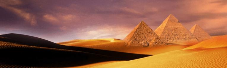 As Pirâmides de Giza • Viagens Sagradas • Egito & Jordânia • JUN 2019