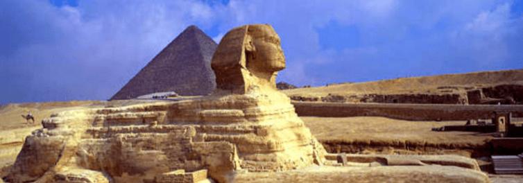 Esfinge • Viagens Sagradas • Egito & Jordânia • JUN 2019