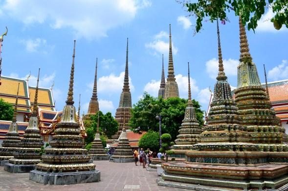 The GrandPalace - Bangkok - Thailand