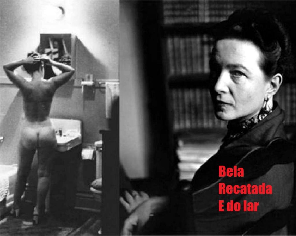 Resultado de imagem para imagens feminismo e beauvoir