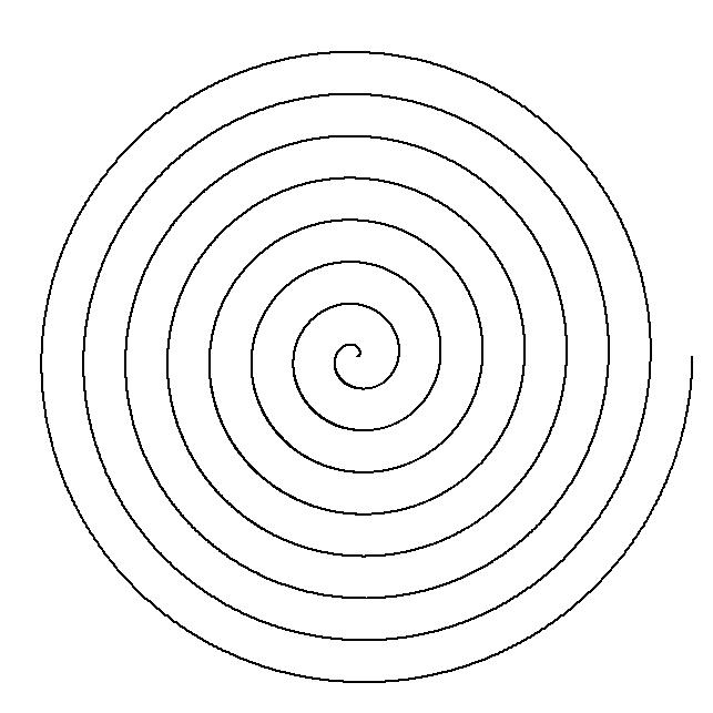 Início do projeto – primeira volta da espiral