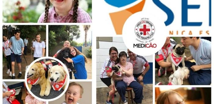 SOMOS TODOS CROMOSSOMOS – INSTITUTO SER E MEDICÃO BRASIL