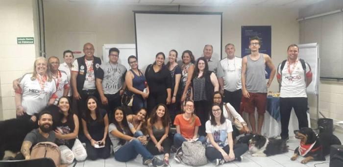MEDICÃO BRASIL REALIZA INTEGRAÇÃO COM NOVOS VOLUNTÁRIOS