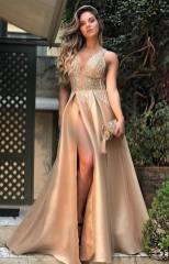 vestido-de-festa-longo-dourado