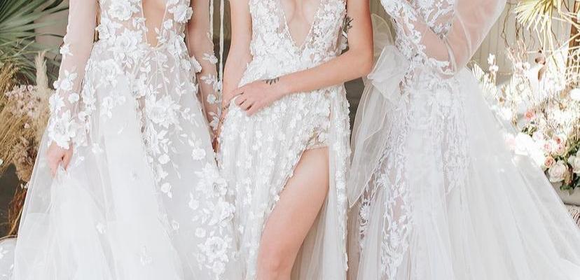 Tendências da New York Bridal Fashion Week